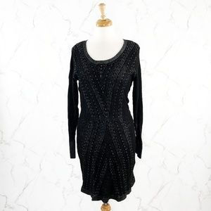 Victoria's Secret Long Sleeve Sweater Dress